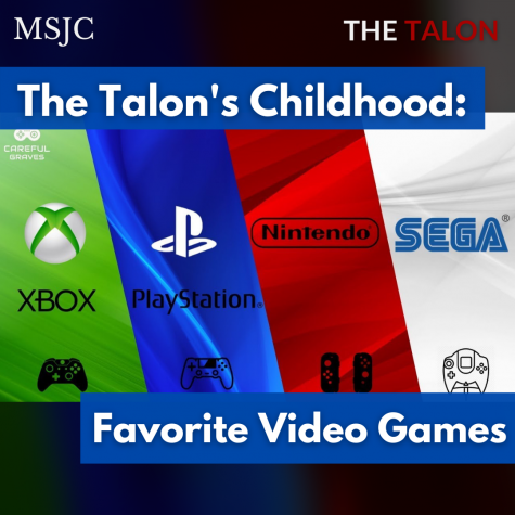 The Talons Childhood: Favorite Video Games