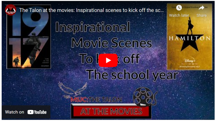 The Talon at the Movies: Inspirational Scenes