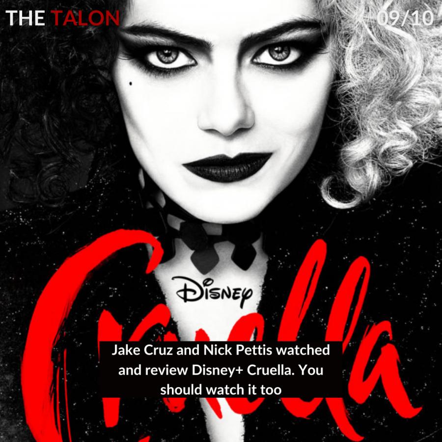 Talon at the Movies: Cruella Movie Review