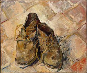 Broken Down Shoes